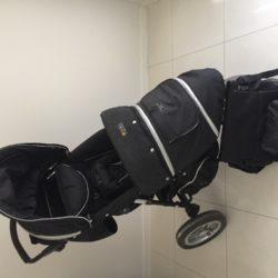 bugaboo travel bag instructions